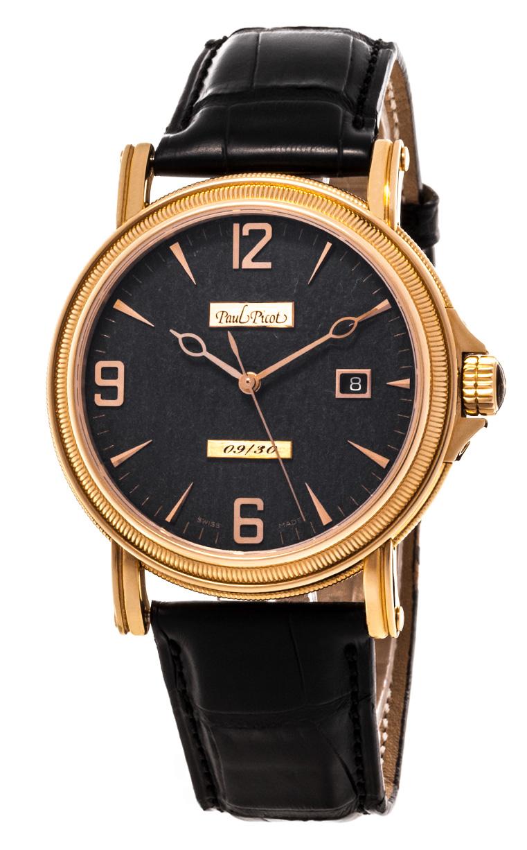 Часы Paul Picot Artelier Ardoise L.E. P3351.RG 1021.3604