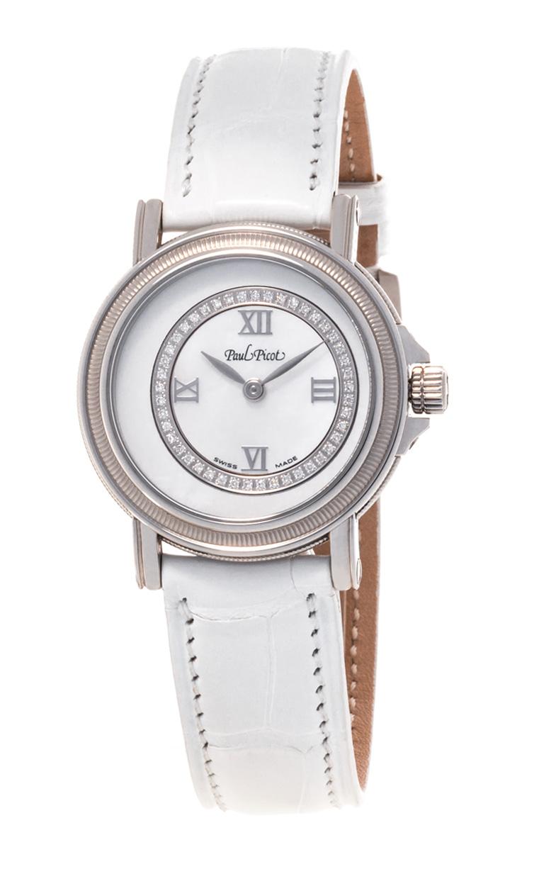 Часы Paul Picot Artelier Classic 33 mm P4016.20.1D05L052