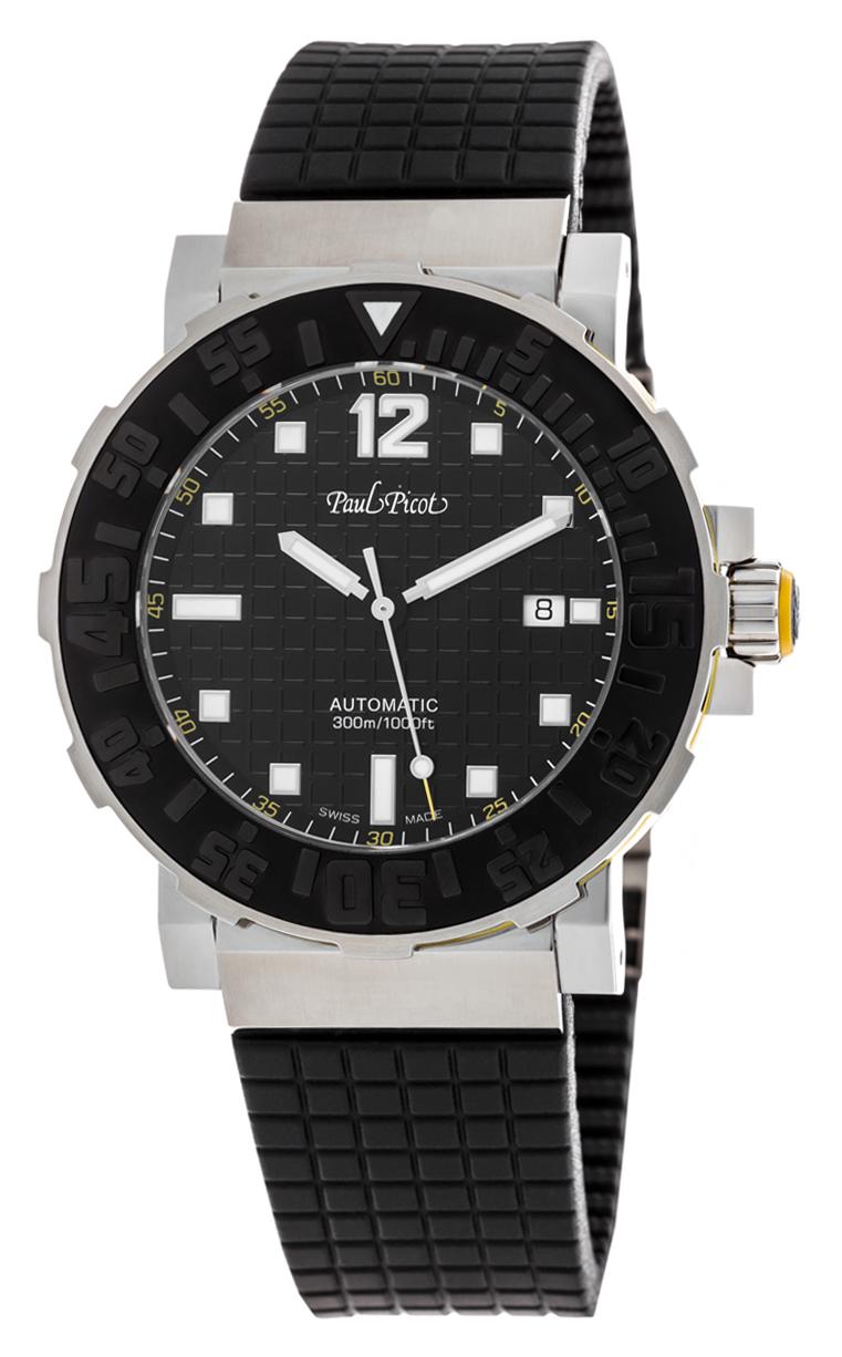 Часы Paul Picot C-Type Classic 43 mm P4118.SGJ.N.3401CM001