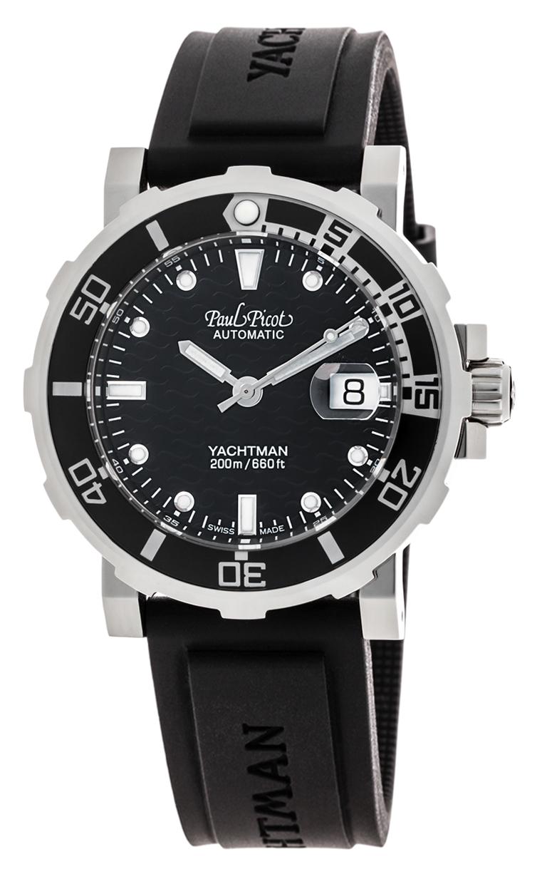 Часы Paul Picot C-Type Yachtman 3 Classic P1151.SGN.4000.3614