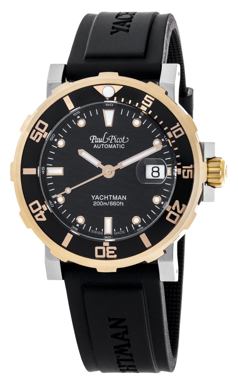 Часы Paul Picot C-Type Yachtman 3 Classic P1151.SRG.4000.3604