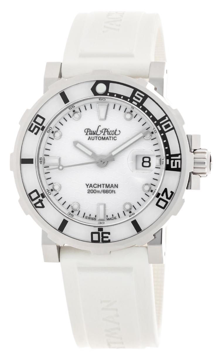 Часы Paul Picot C-Type Yachtman 3 Classic P1157.B.SG.4000.1614