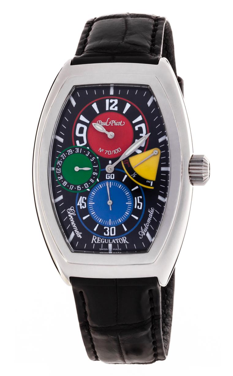 Часы Paul Picot Firshire 3000 Regulateur L.E. P0740.SG.2021.3011
