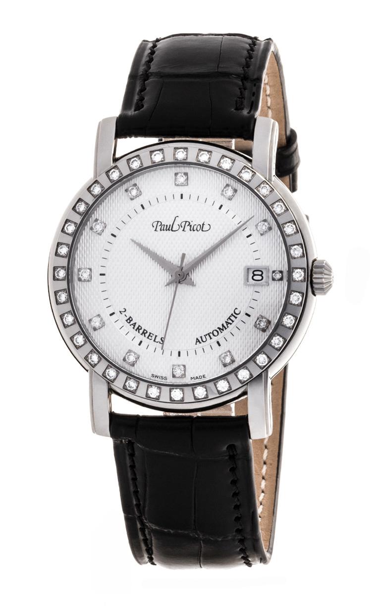 Часы Paul Picot Firshire Ronde Double Barillets P7043.20D32.7D1L001