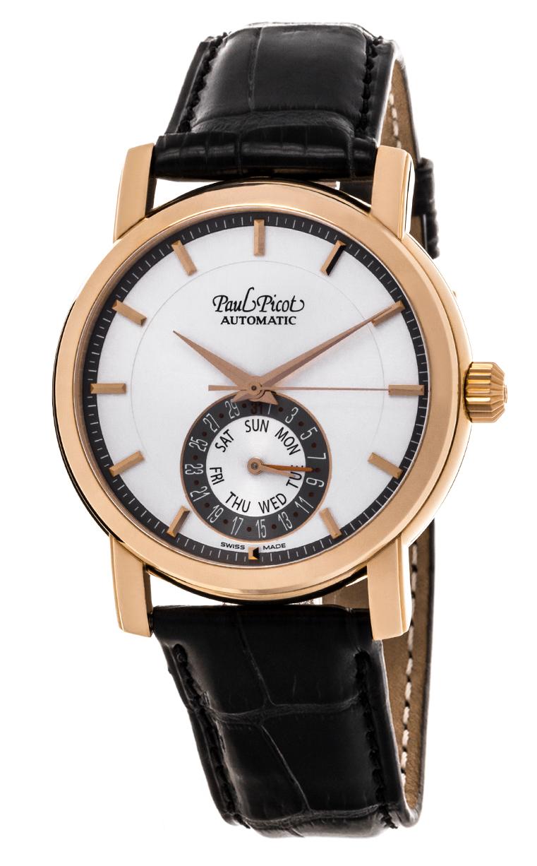 Часы Paul Picot Firshire Ronde Megarotor P0453.RG.1021.7604