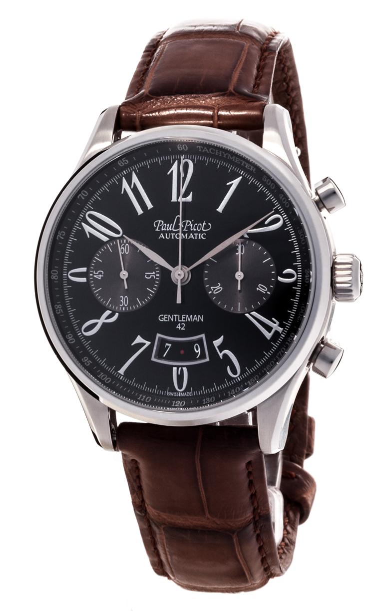 Часы Paul Picot Gentleman ChronoDate P2034.SG.3108
