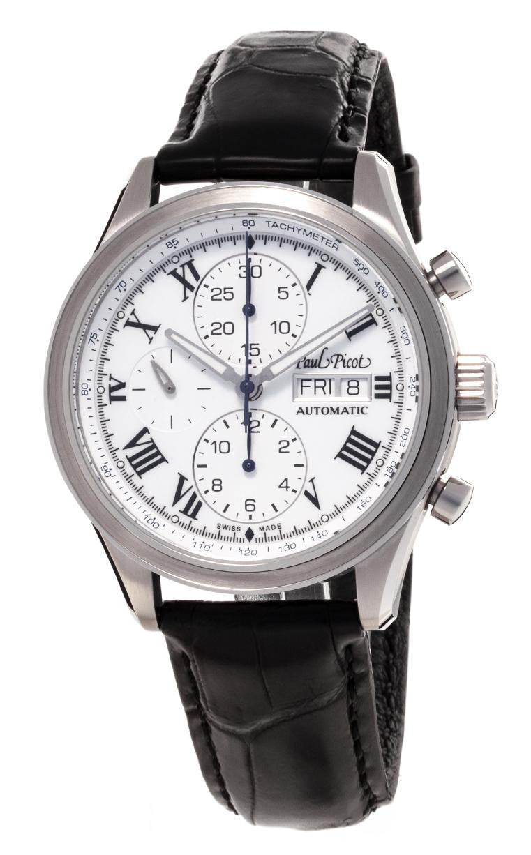 Часы Paul Picot Gentleman Chronograph P2127.SG.2021.1106