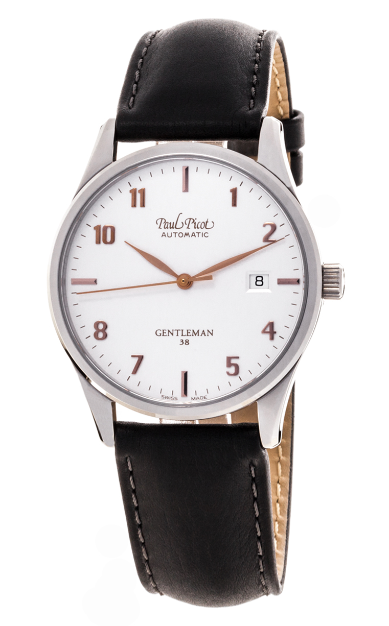 Часы Paul Picot Gentleman Classic P4103.20.774V002