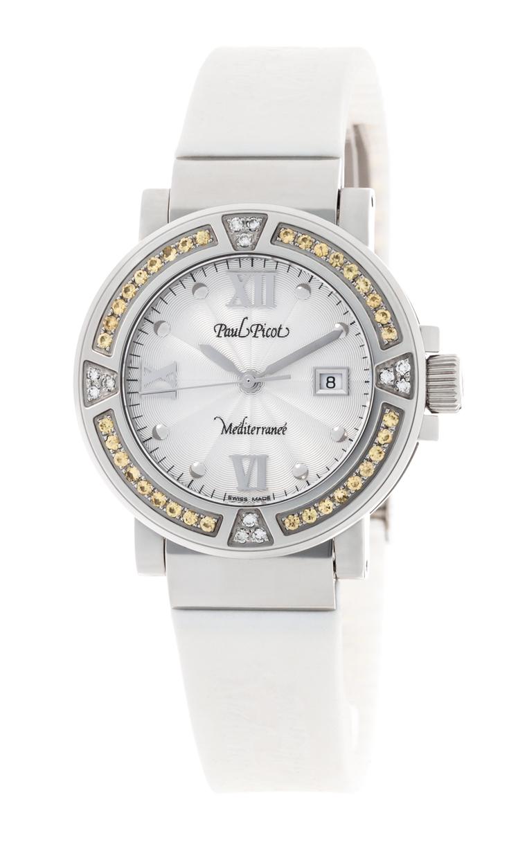 Часы Paul Picot Mediterranee 36 mm P4108.20D12SJ36.711CM051