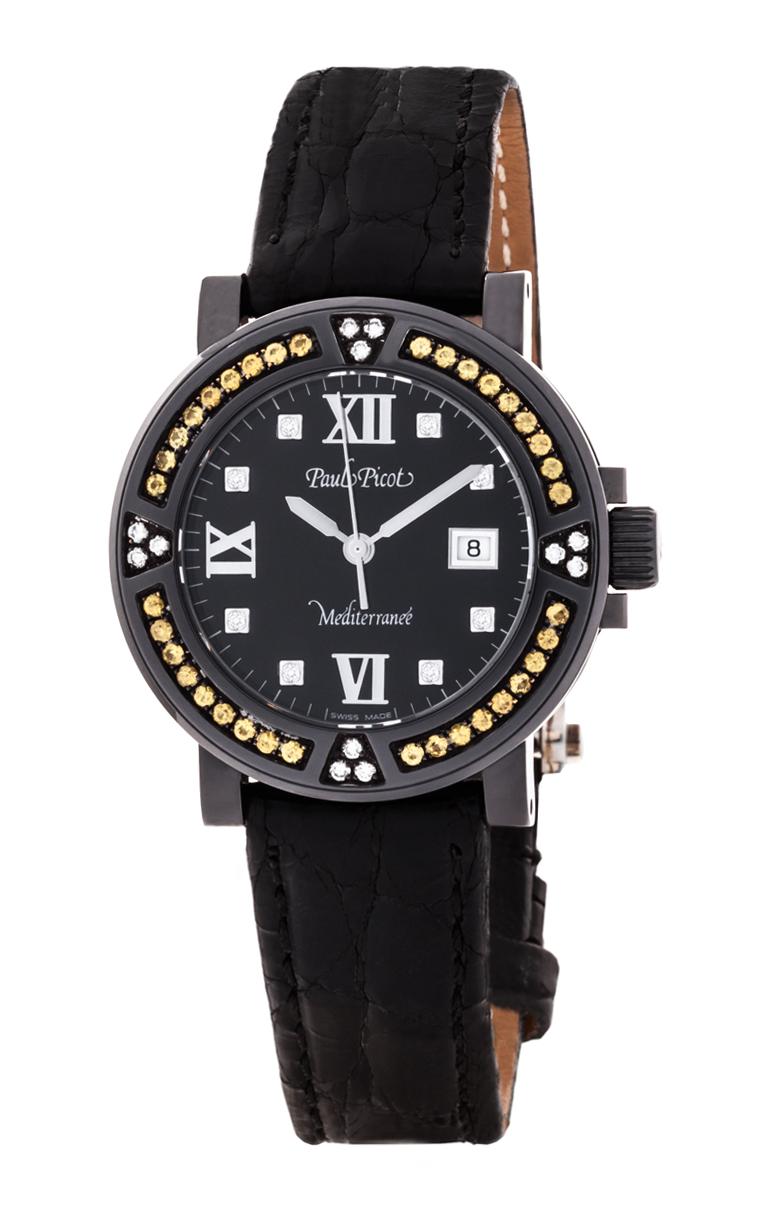 Часы Paul Picot Mediterranee 36 mm P4108N.20D12SJ36.3D1CY001