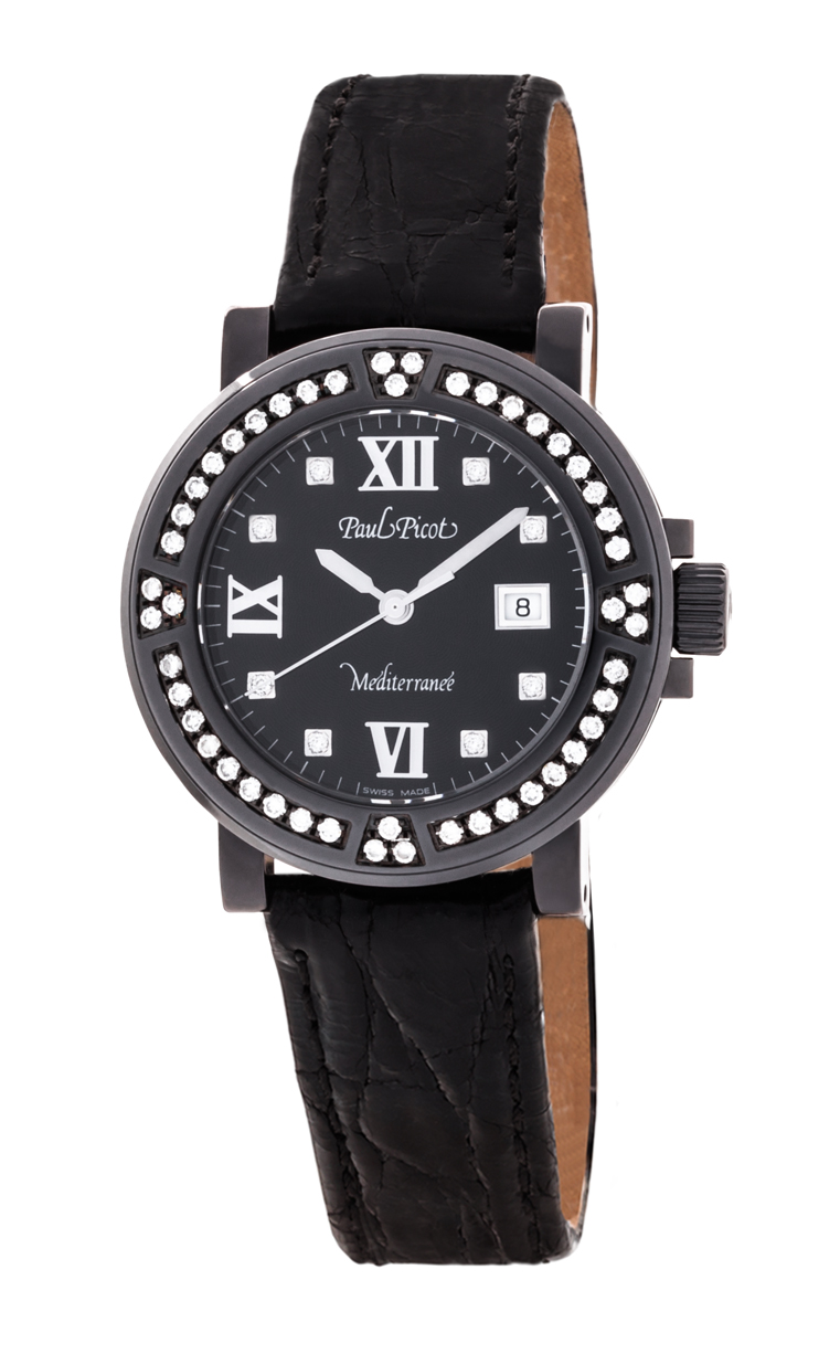 Часы Paul Picot Mediterranee 36 mm P4108N.20D48.3D1CY001