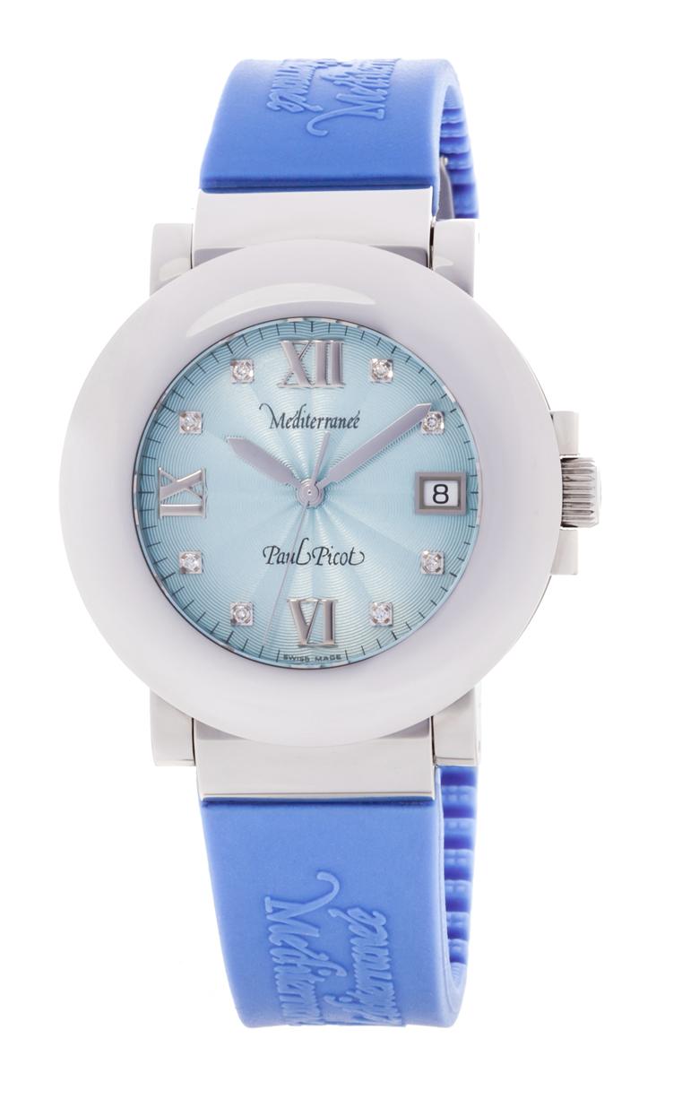 Часы Paul Picot Mediterranee 40 mm P4106.20.2D2CM011