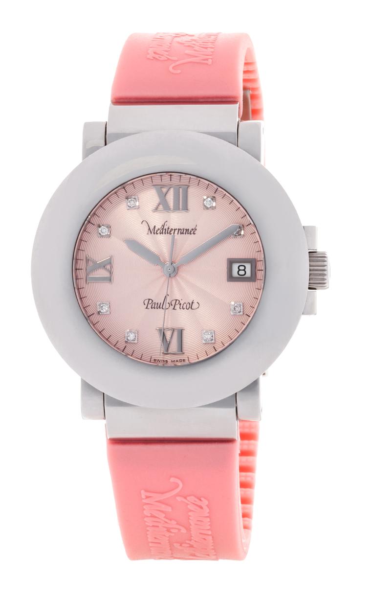 Часы Paul Picot Mediterranee 40 mm P4106.20.5D1CM043