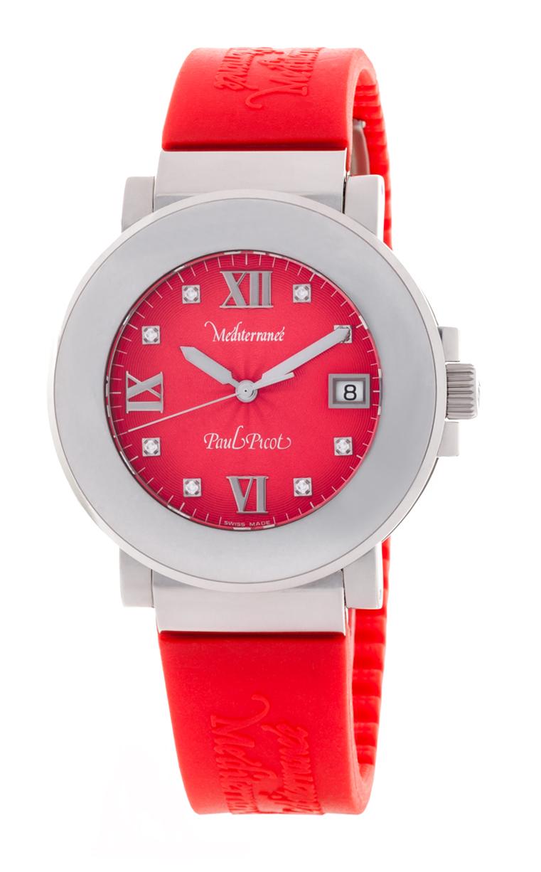 Часы Paul Picot Mediterranee 40 mm P4106.20.9D1CM042