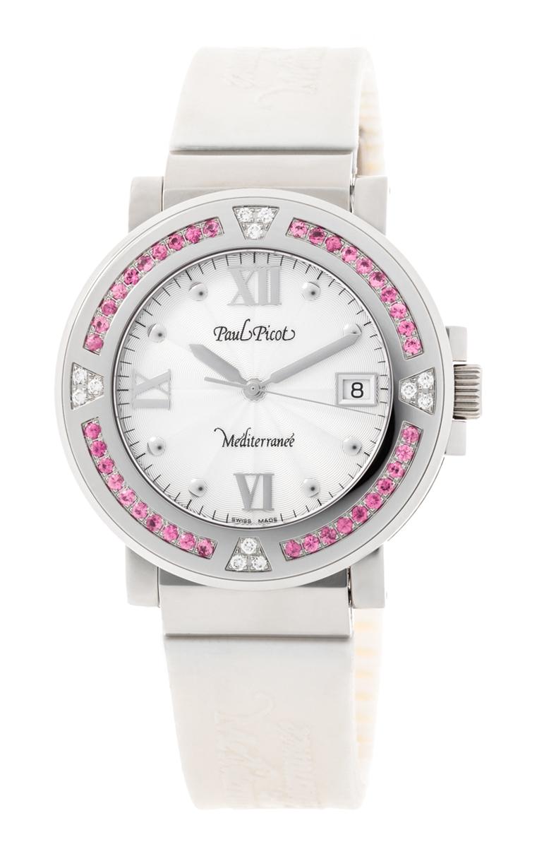 Часы Paul Picot Mediterranee 40 mm P4106.20D12R40.7D1CM051