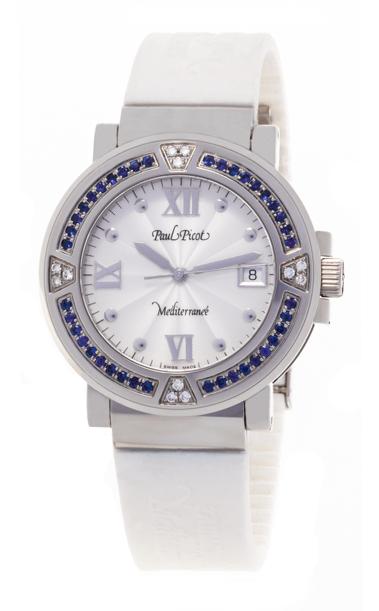 Часы Paul Picot Mediterranee 40 mm P4106.20D12SBA40.711CM051