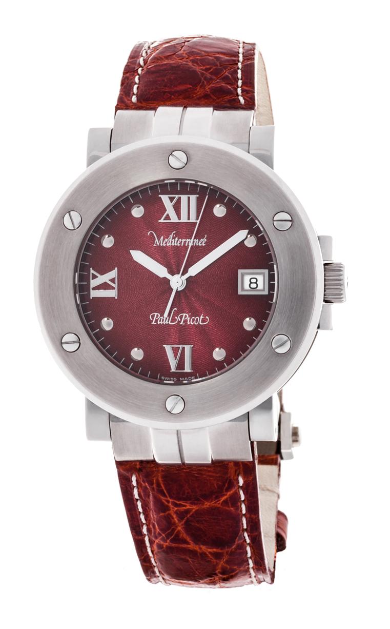 Часы Paul Picot Mediterranee 40 mm P4106.20LV.512CY023