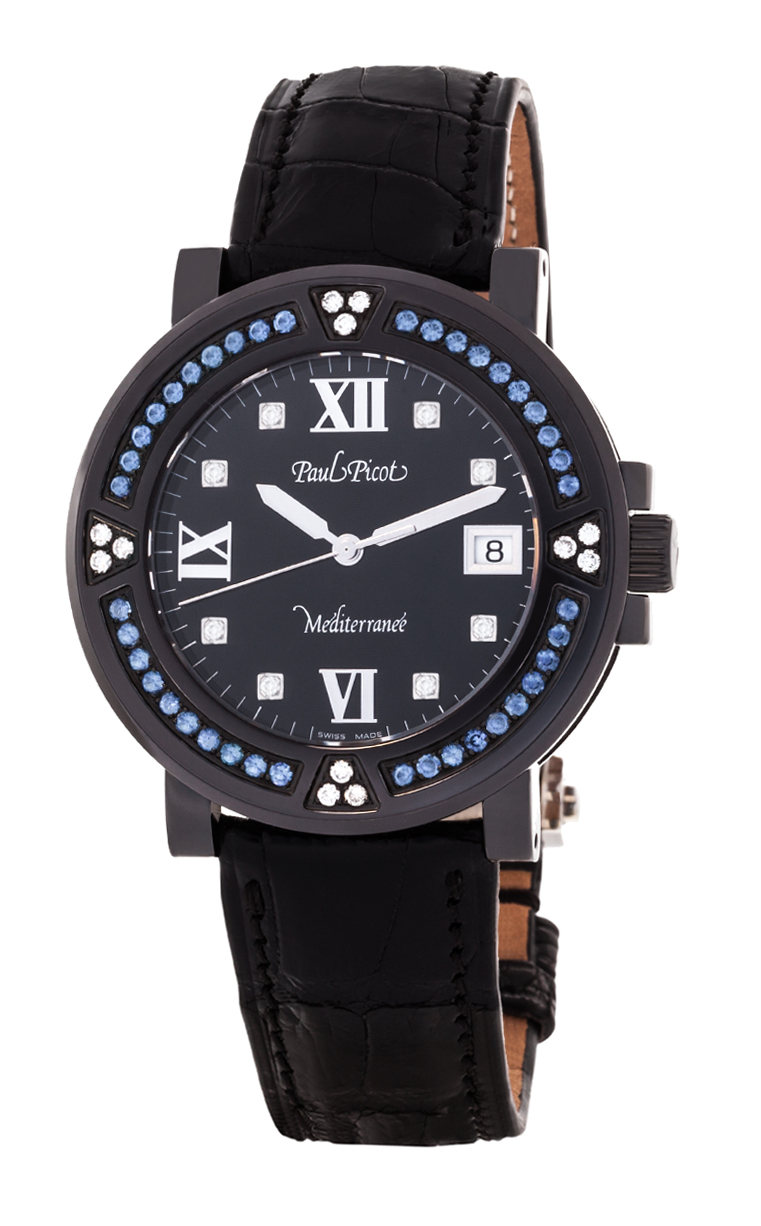 Часы Paul Picot Mediterranee 40 mm P4106N.20D12SBA40.3D1CY001