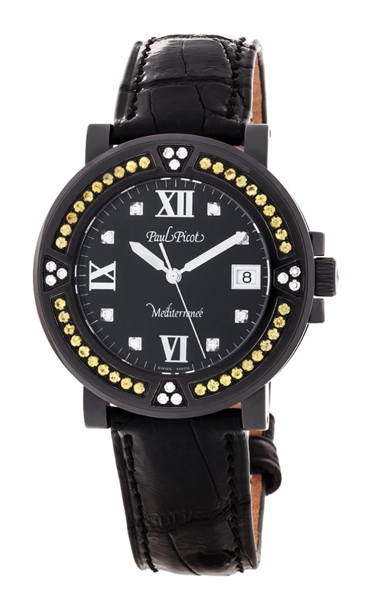 Часы Paul Picot Mediterranee 40 mm P4106N.20D12SJ40.3D1CY001