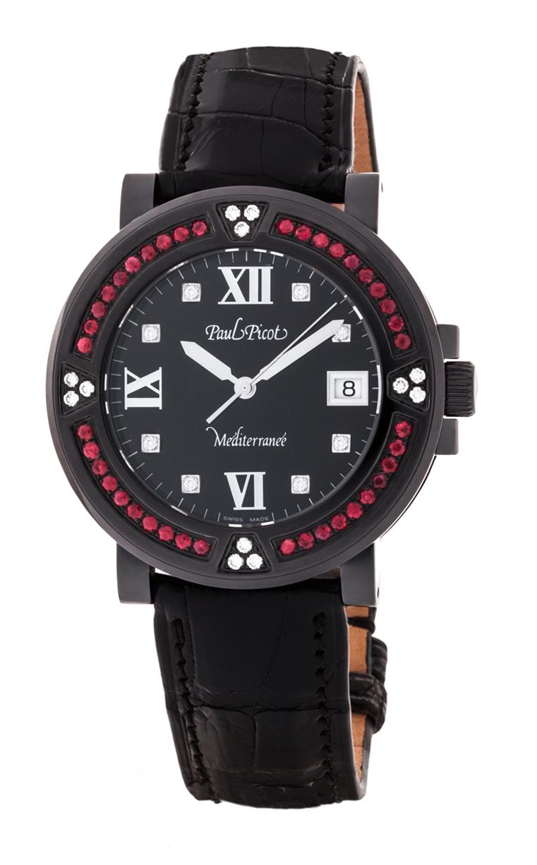Часы Paul Picot Mediterranee 40 mm P4106N.20D12SR40.3D1CY001