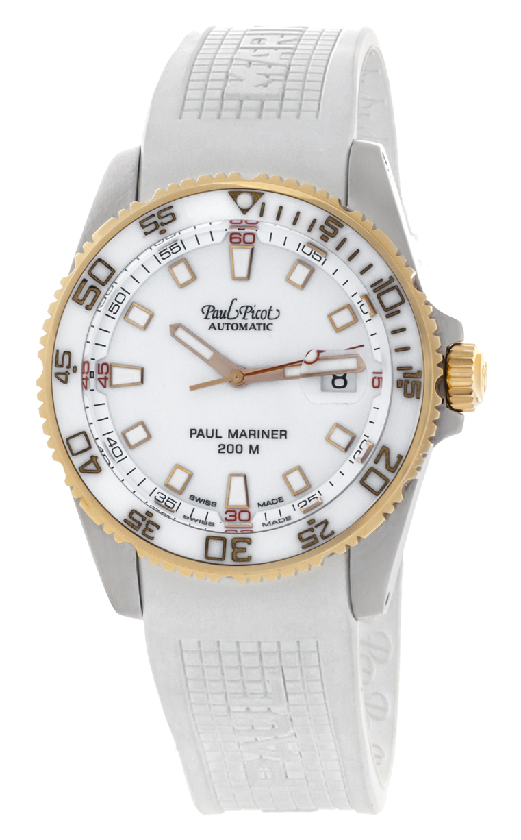 Часы Paul Picot Paul Mariner III P4352 SRG CBL 1624CM0051