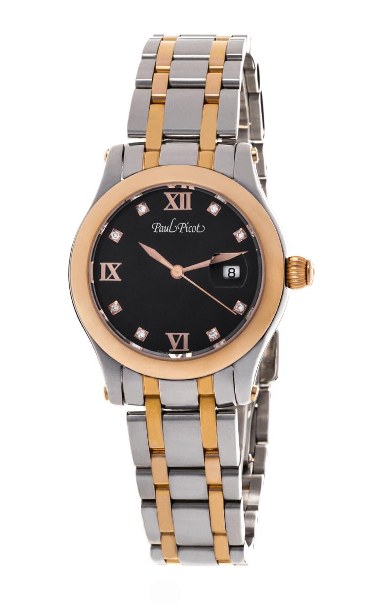 Часы Paul Picot Saint Tropez 31 mm P2693.SRL.4004.3D04
