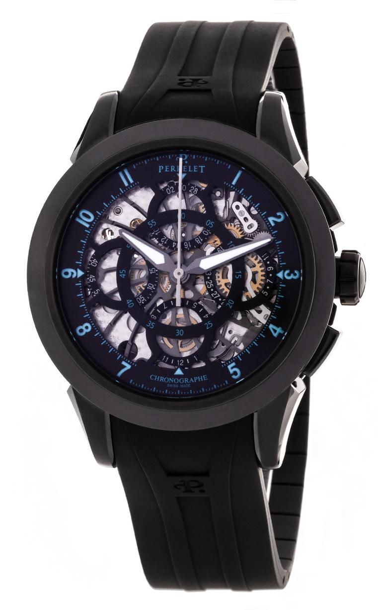 Часы Perrelet Classic Skeleton Chrono A1057/2
