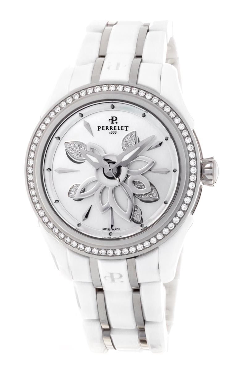 Часы Perrelet Diamond Flower Ceramic A2040/A