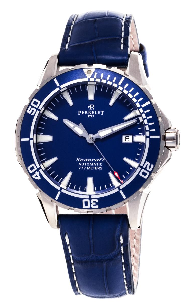 Часы Perrelet Seacraft 3 Hands-Date A1053/3
