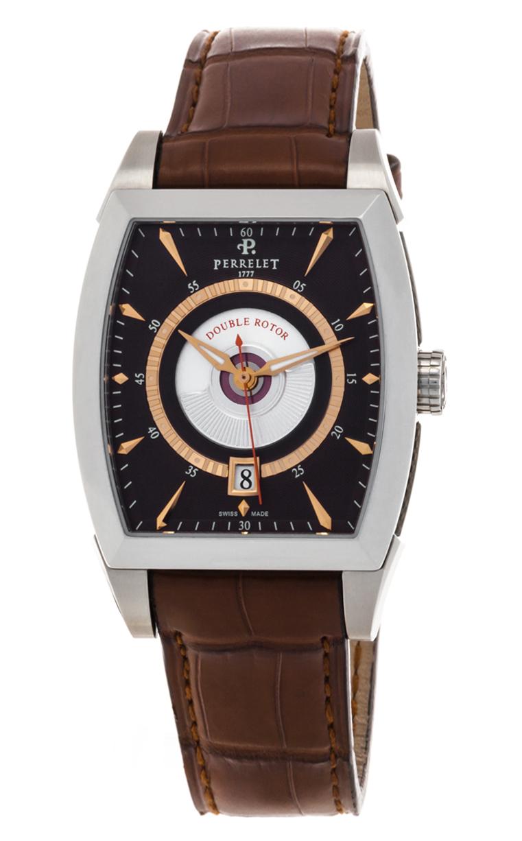 Часы Perrelet Double Rotor Tonneau A1029/6