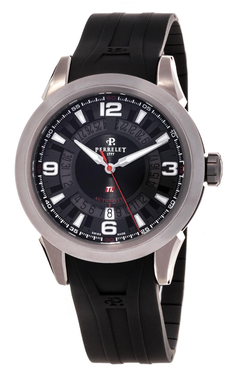 Часы Perrelet Titanium 3 Hands Date A5007/1