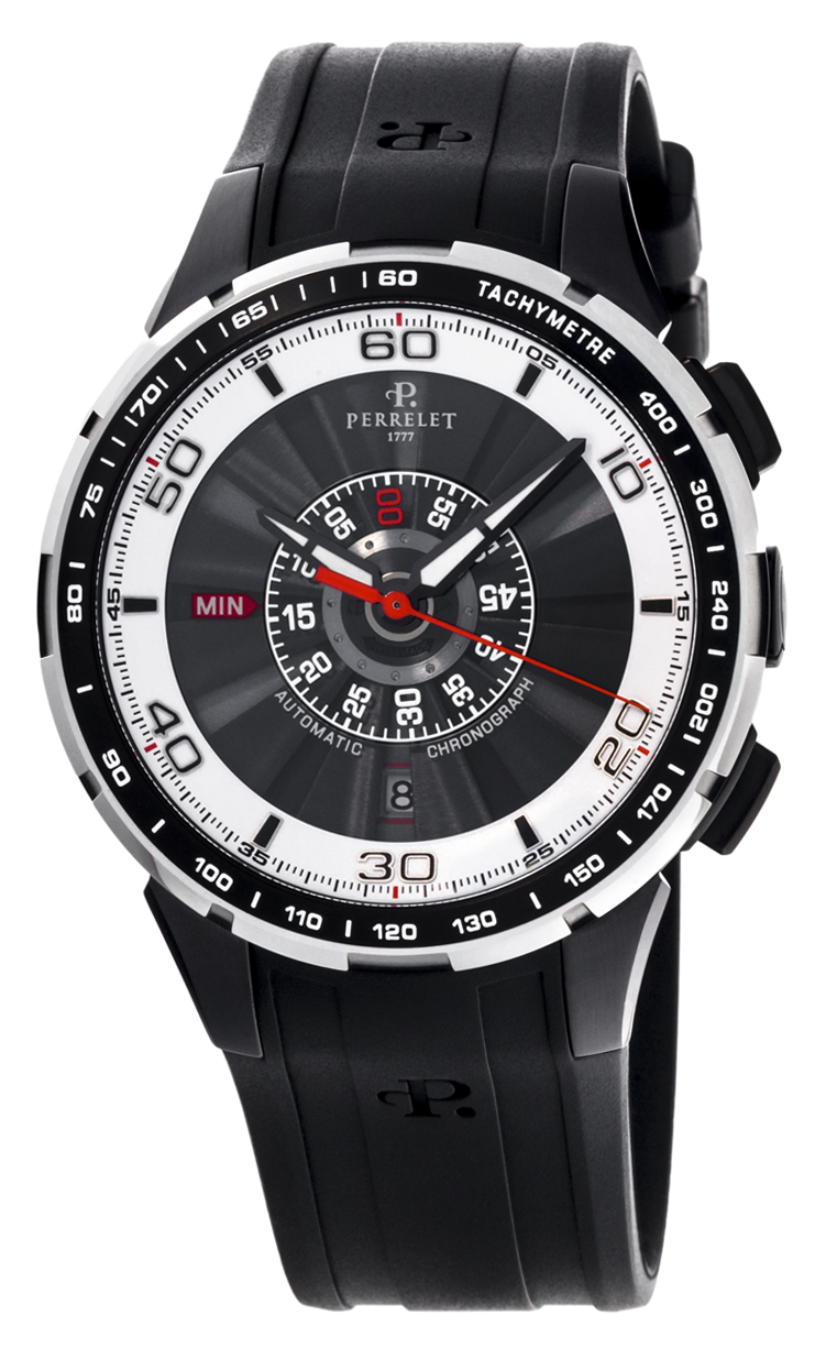 Часы Perrelet Turbine Chrono A1075/1