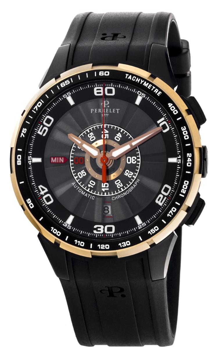 Часы Perrelet Turbine Chrono A3036/1