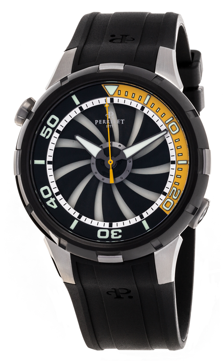 Часы Perrelet Turbine Diver A1067/2