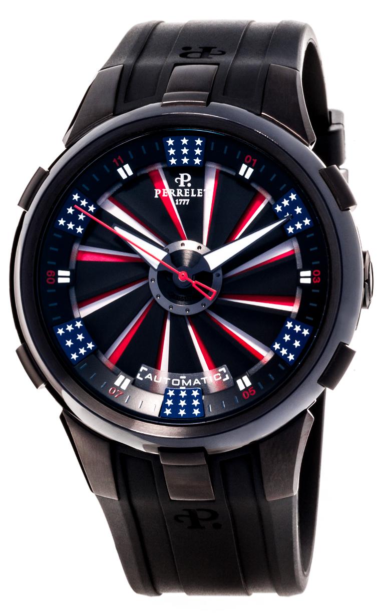 Часы Perrelet Turbine XL America L.E. A4015/1
