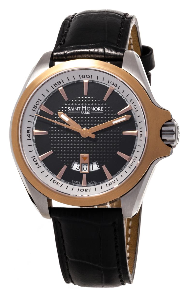Часы Saint Honore Coloseo 44 mm Quartz 861065 6NFIR