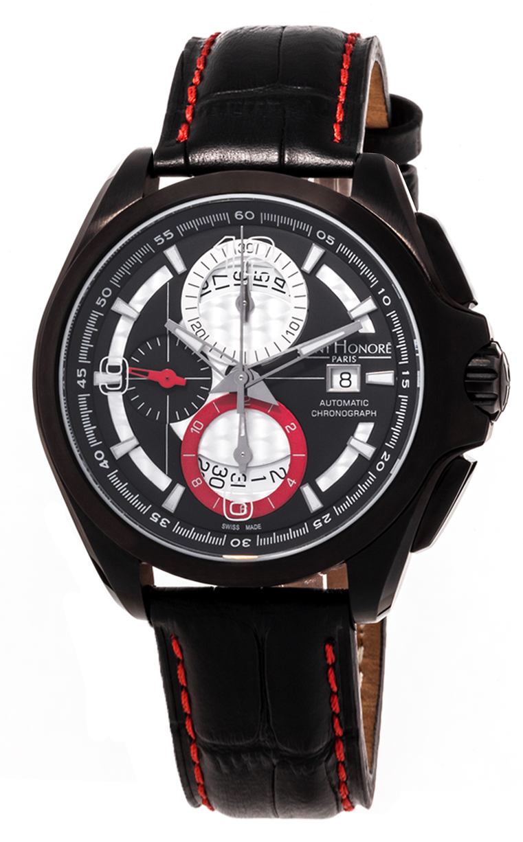 Часы Saint Honore Coloseo Automatic Chronograph Valjoux L.E. 874069 71NRO