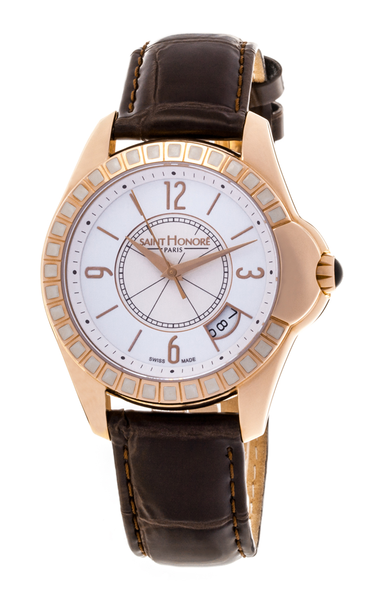 Часы Saint Honore Coloseo Ladies 38 mm Medium 766031 8BBIR