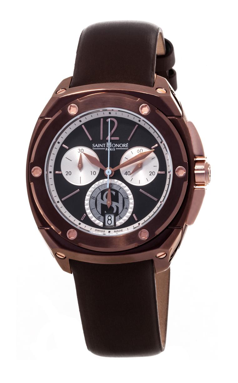 Часы Saint Honore Haussman Ladies 38 mm Medium Quartz Chronograph 796076 78MIR