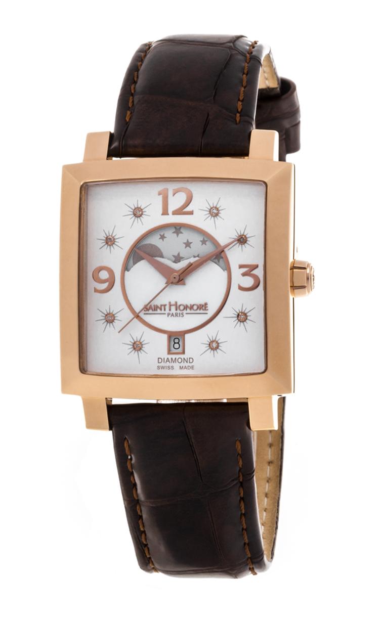 Часы Saint Honore Orsay Ladies 32 x 34 mm Moon Phase 756017 8AY8DR