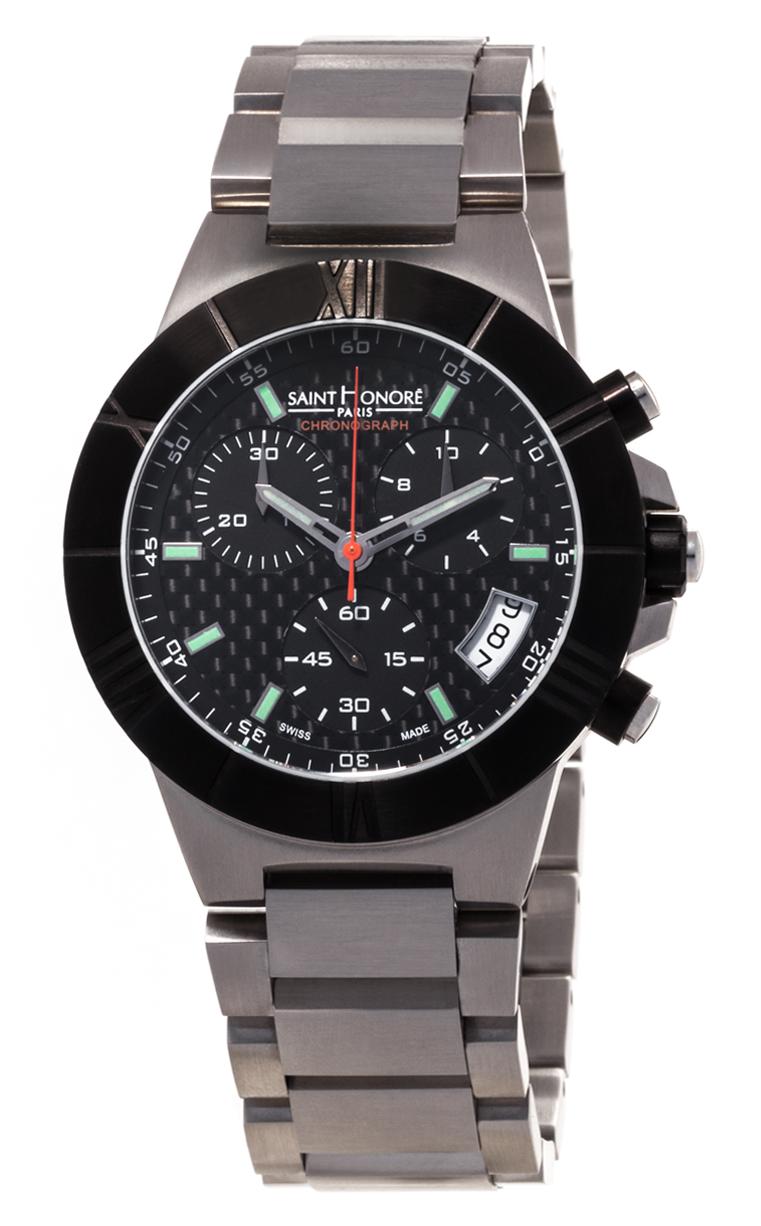 Часы Saint Honore Worldcode Quartz Chronograph 890118 71CINO