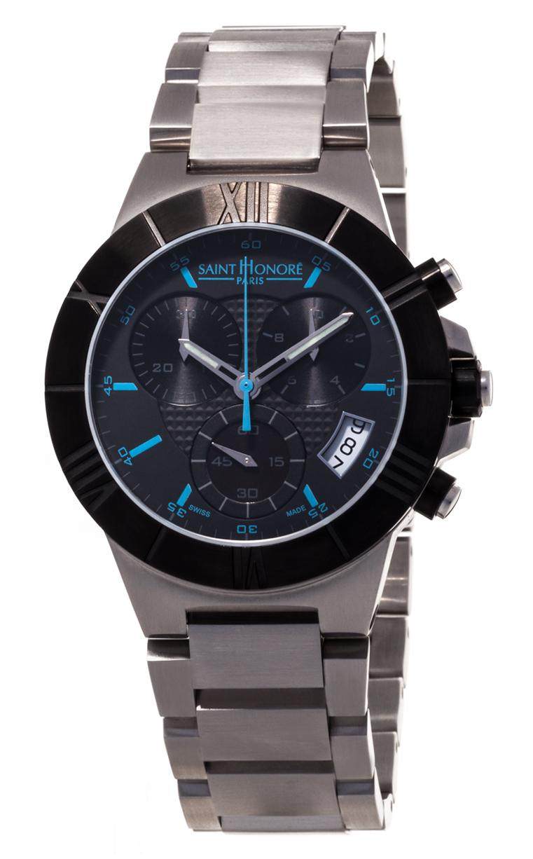 Часы Saint Honore Worldcode Quartz Chronograph 890118 71GNID