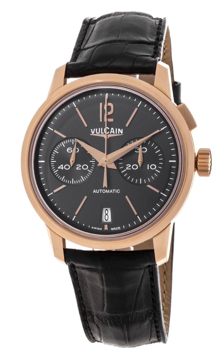 Часы Vulcain 50s Presidents' Chronograph 570557.313L
