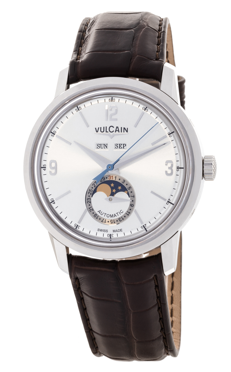 Часы Vulcain 50s Presidents' Moon 580158.327L