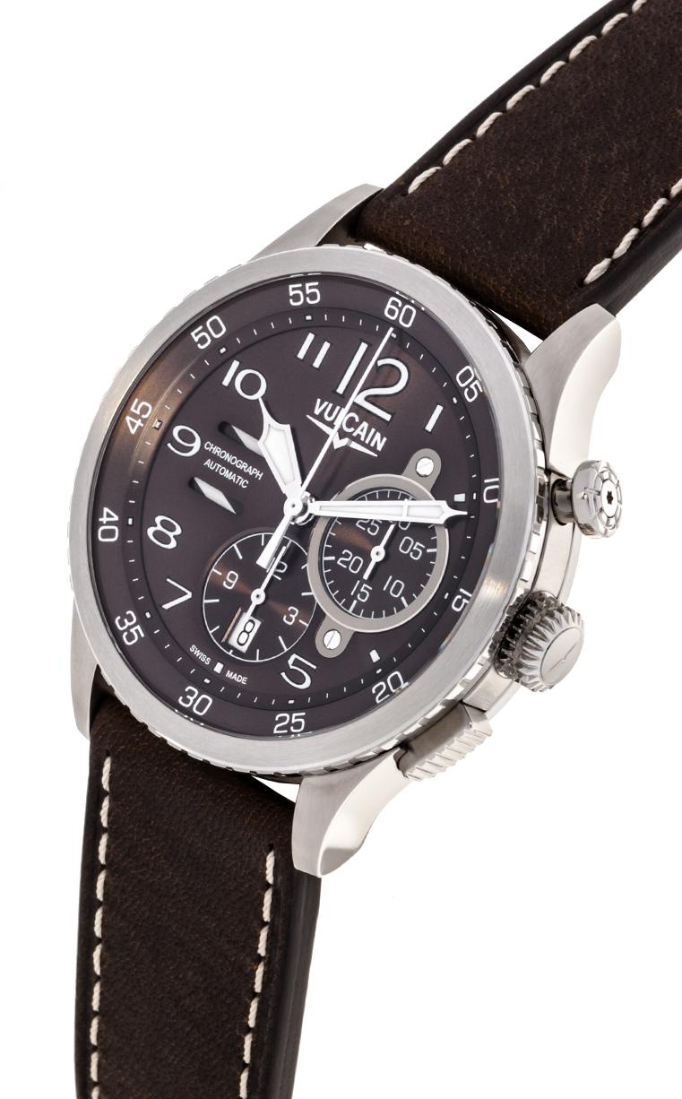 Хронограф aviator mig эталон функциональности и удобства.
