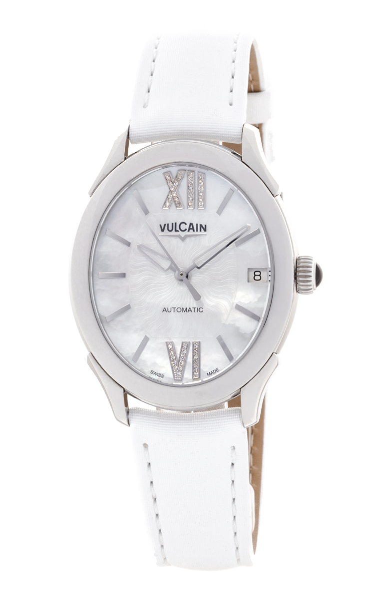 Часы Vulcain First Lady Automatic 610164N2S.BAS412