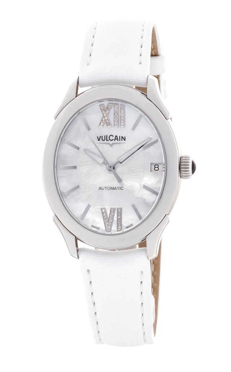 Часы Vulcain First Lady Automatic 610164N2S.BAS412