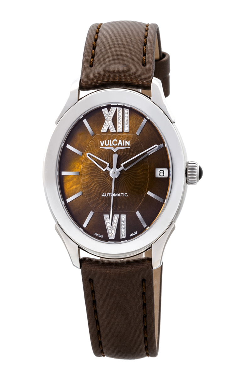 Часы Vulcain First Lady Automatic 610164N4S.BAS407