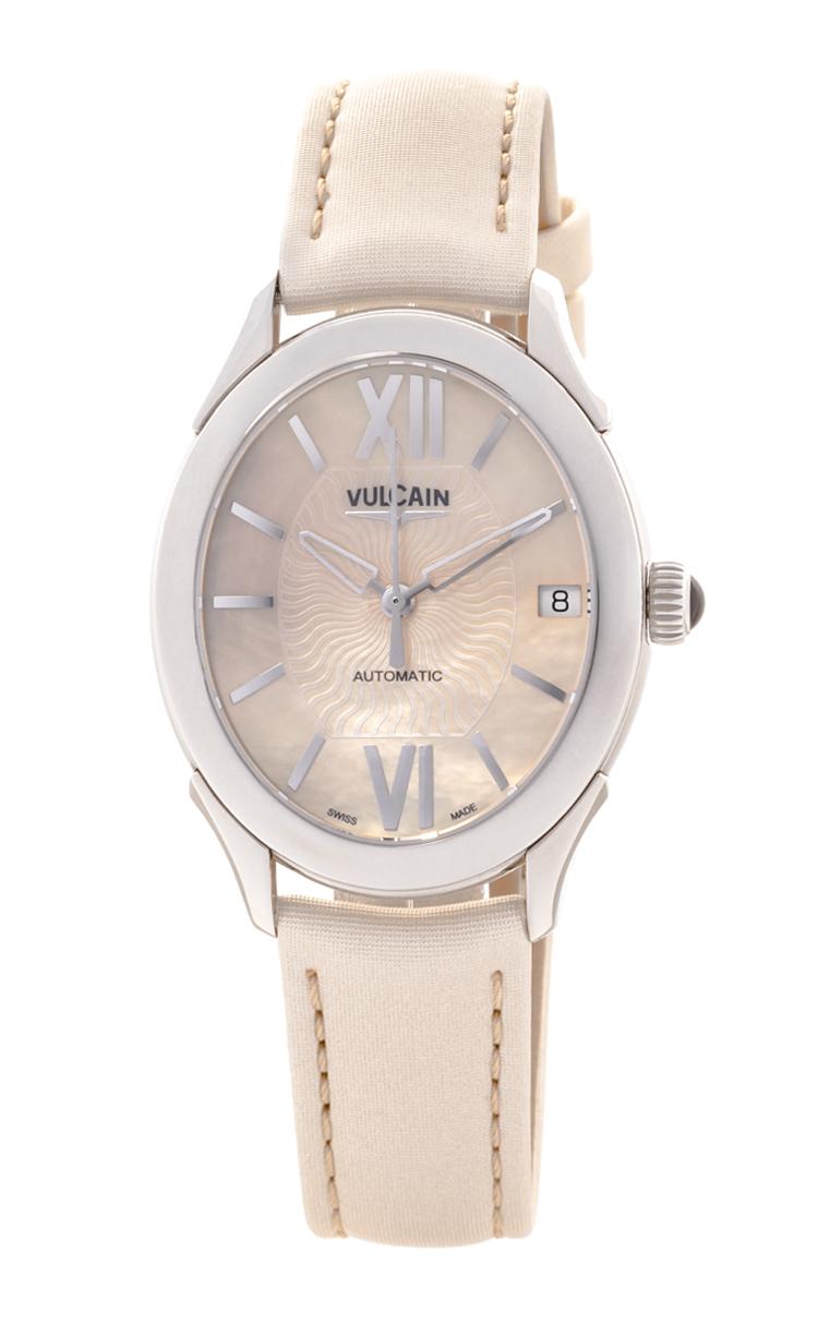 Часы Vulcain First Lady Automatic 610164N70 BAS415