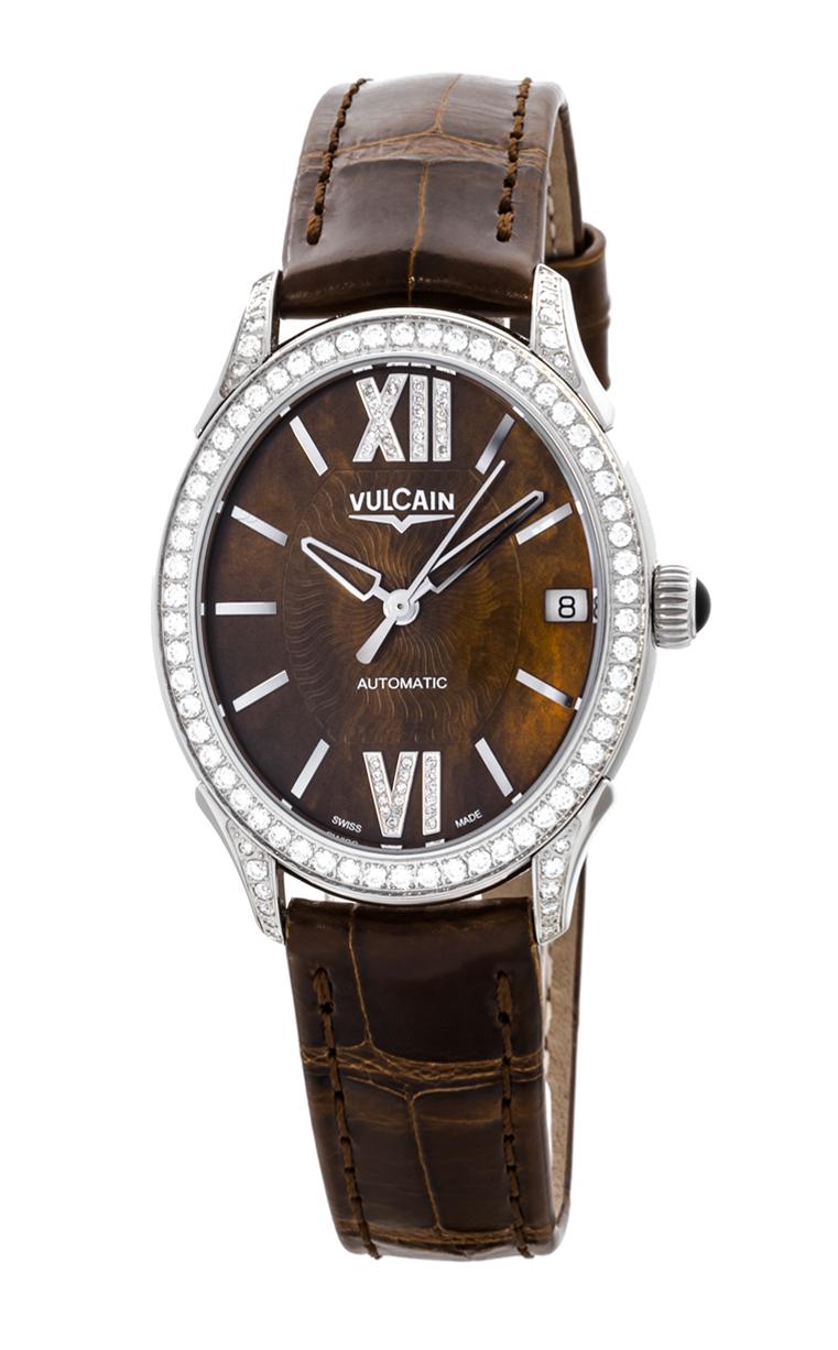 Часы Vulcain First Lady Automatic 61S164N4S.BAL407